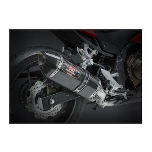 Yoshimura R77 Street Slip-On Exhaust Honda CBR500R / CB500F 2016-2018