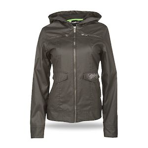 Fly Racing Dirt Waxed Women's Jacket