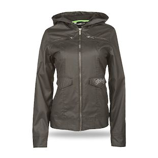 Fly Racing Waxed Women's Jacket