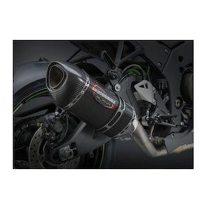 Yoshimura Alpha Race Slip-On Exhaust Kawasaki ZX10R 2016-2018