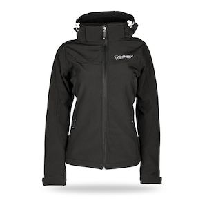 Fly Racing Dirt Pinned and Needles Women's Jacket