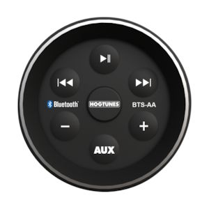 Hogtunes Bluetooth Wireless Music Connector For Harley Touring 1999-2013
