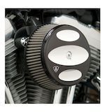 Arlen Ness Scalloped Stage 1 Big Sucker Air Cleaner Kit For Harley Touring With EFI 1999-2001