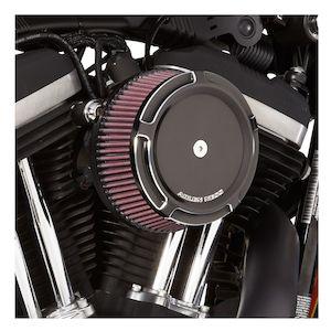Arlen Ness Beveled Stage 1 Big Sucker Air Cleaner Kit For Harley Evolution 1993-2000