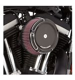 Arlen Ness Beveled Stage 1 Big Sucker Air Cleaner Kit For Harley Twin Cam 1999-2016