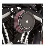 Arlen Ness Beveled Stage 1 Big Sucker Air Cleaner Kit For Harley 2008-2017