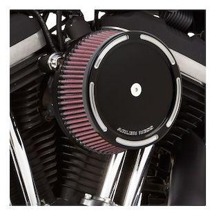 Arlen Ness Slot Track Stage 1 Big Sucker Air Cleaner Kit For Harley Sportster 1988-2017