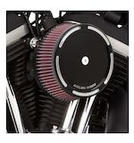 Arlen Ness Slot Track Stage 1 Big Sucker Air Cleaner Kit For Harley Sportster 1988-2016
