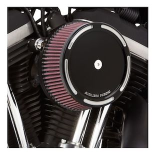 Arlen Ness Slot Track Stage 1 Big Sucker Air Cleaner Kit For Harley Touring With EFI 1999-2001