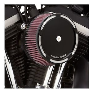 Arlen Ness Slot Track Stage 1 Big Sucker Air Cleaner Kit For Harley Twin Cam 1999-2017
