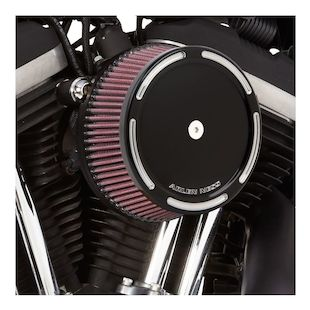 Arlen Ness Slot Track Stage 1 Big Sucker Air Cleaner Kit For Harley Evolution 1993-2000