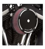 Arlen Ness Slot Track Stage 1 Big Sucker Air Cleaner Kit For Harley Evolution 1993-2000