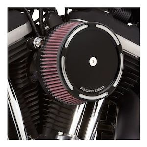Arlen Ness Slot Track Stage 1 Big Sucker Air Cleaner Kit For Harley 2008-2017