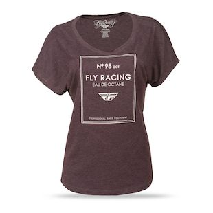 Fly Racing Eau De Octane Women's T-Shirt