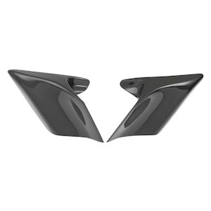 Drag Specialties Flare Side Covers For Harley Touring