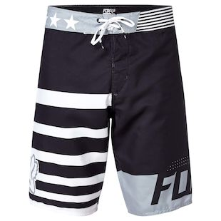 Fox Racing Red White And True Boardshorts