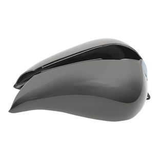 Drag Specialties Stretched Gas Tank Covers For Harley Touring