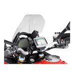 SW-MOTECH Quick Release GPS Mount Ducati Multistrada 1200/S 2010-2014 [Previously Installed]