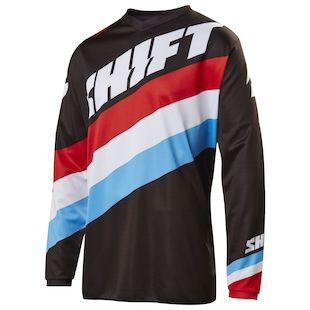 Shift Youth Whit3 Label Tarmac Jersey