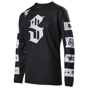 Shift Recon Checkers Jersey