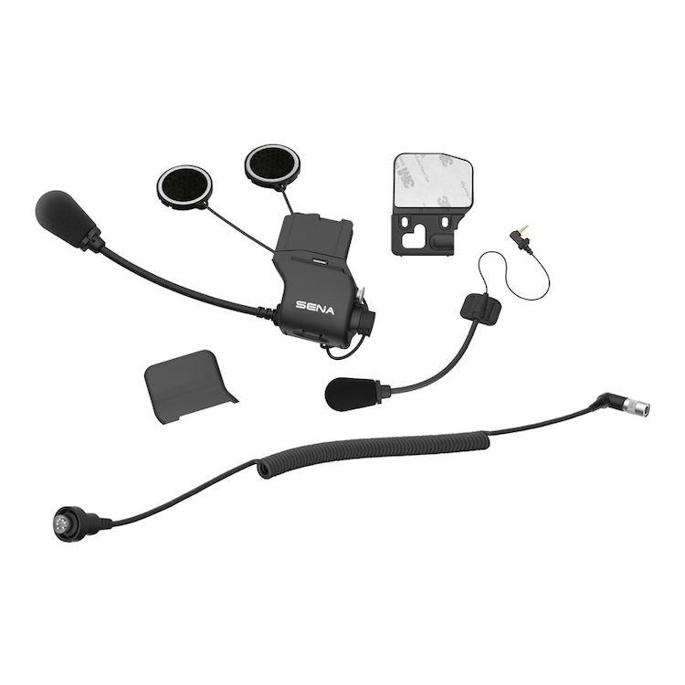 Sena 30K / 20S / EVO Helmet Clamp Kit For Harley CB / Audio