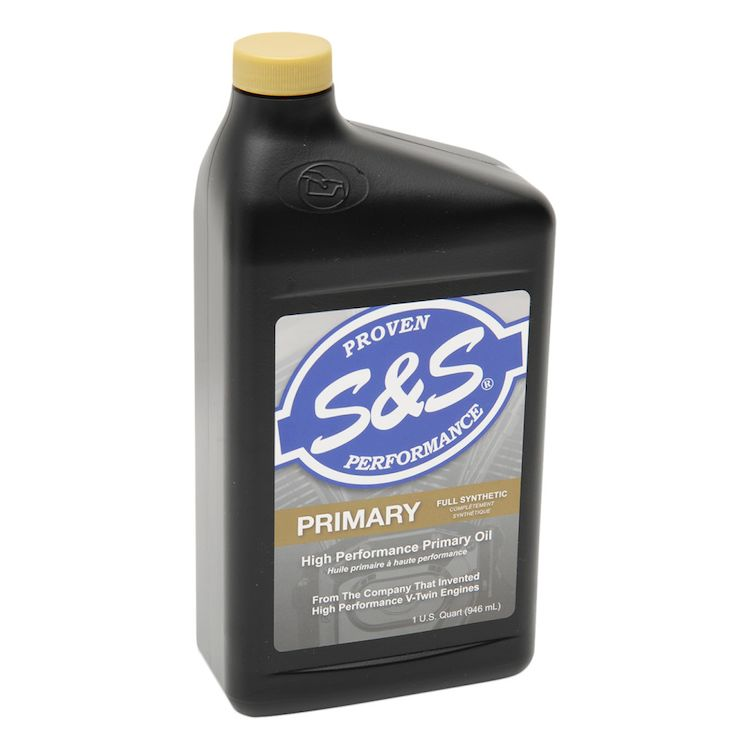 S&S Cycle Premium Synthetic V-Twin Primary Oil