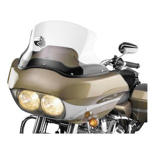 """National Cycle VStream Windshield For Harley Road Glide 1998-2013 Clear / 15.25"""" [Previously Installed]"""