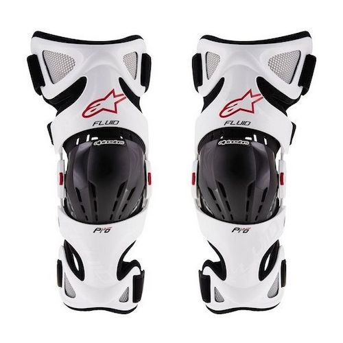alpinestars fluid pro knee braces - revzilla, Human Body