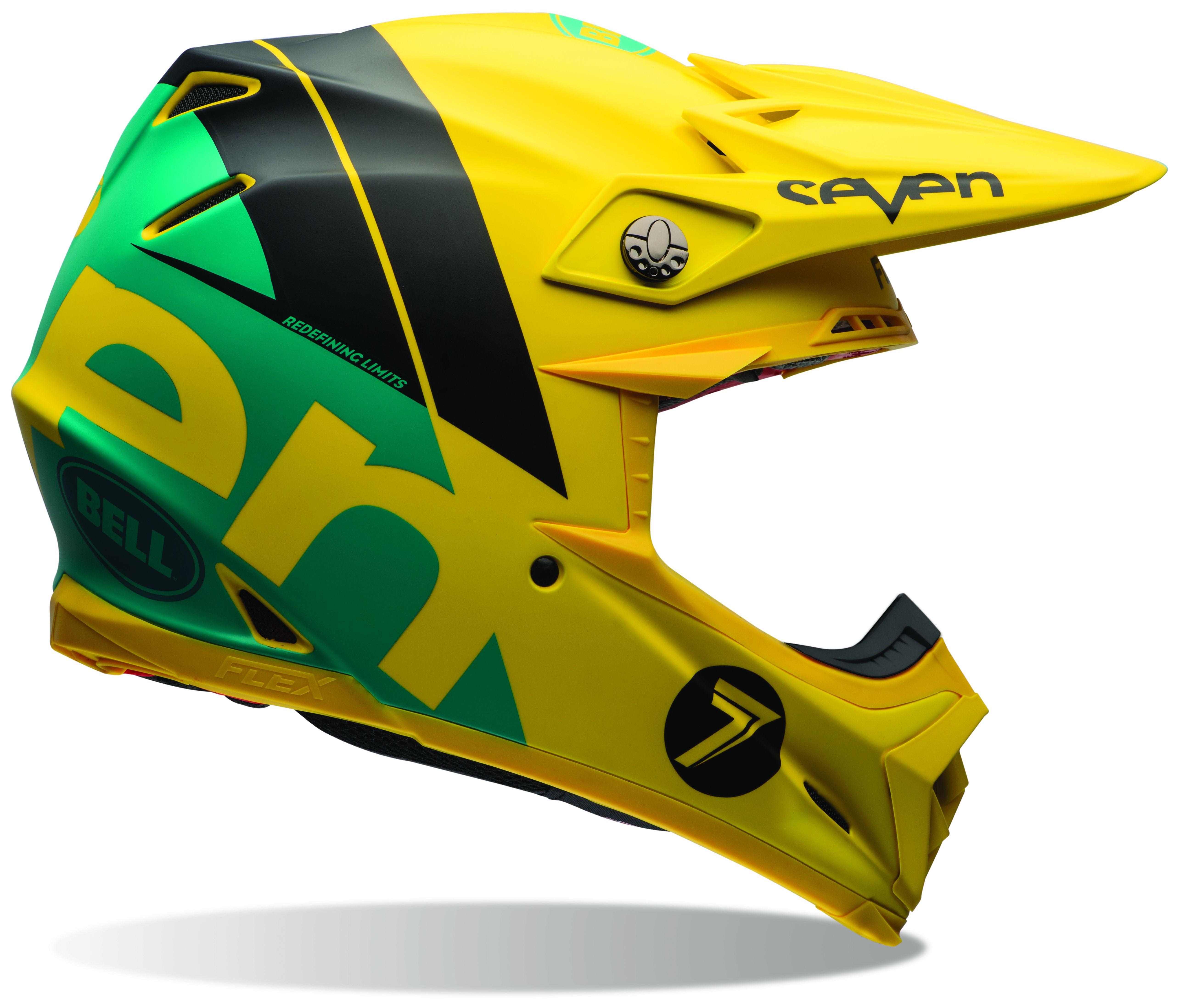 bell moto 9 flex seven mx helmet revzilla. Black Bedroom Furniture Sets. Home Design Ideas