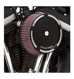 Arlen Ness Slot Track Stage 1 Big Sucker Air Cleaner Kit For Harley