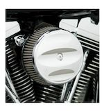Arlen Ness Scalloped Stage 1 Big Sucker Air Cleaner Kit For Harley Twin Cam 1999-2016