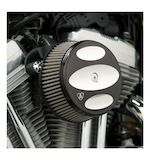 Arlen Ness Scalloped Stage 1 Big Sucker Air Cleaner Kit For Harley Evolution 1993-2000