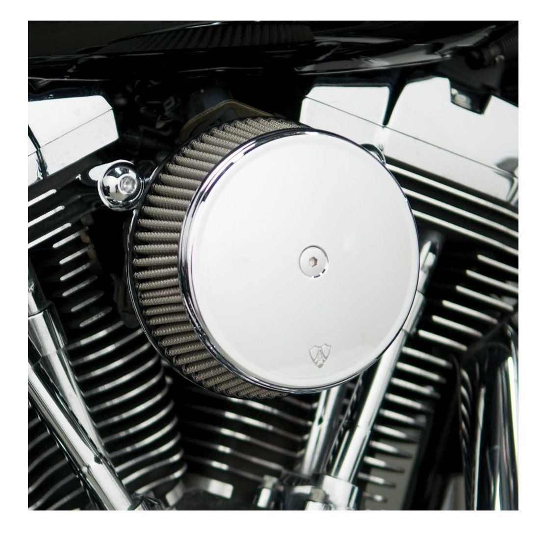 Arlen Ness Smooth Stage 1 Big Sucker Air Cleaner Kit For Harley 10 Wiring Harness Diagram 95 Flhr 1600 Off Revzilla