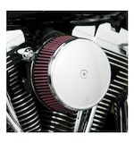 Arlen Ness Smooth Stage 1 Big Sucker Air Cleaner Kit For Harley Touring With EFI 1999-2001