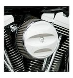Arlen Ness Scalloped Stage 1 Big Sucker Air Cleaner Kit For Harley