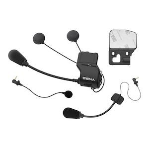 Sena 30K / 20S / EVO Universal Helmet Clamp Kit With Slim Speakers