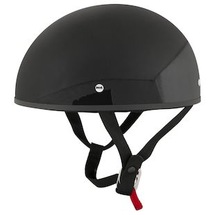 Speed and Strength SS210 Solid Speed Helmet Black / LG [Blemished - Very Good]