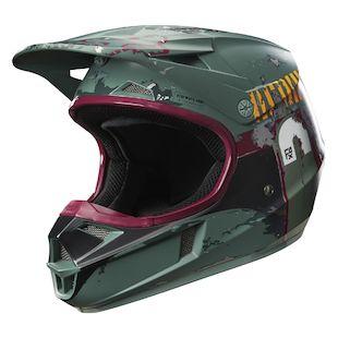 Fox Racing Youth V1 Boba Fett LE Helmet