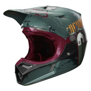 Fox Racing V3 Boba Fett LE Helmet