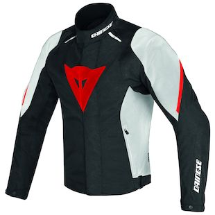 Dainese Laguna Seca D1 D-Dry Jacket Motorcycle Jacket