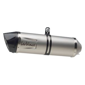 LeoVince LV One EVO Slip-On Exhaust KTM 990 Adventure / R