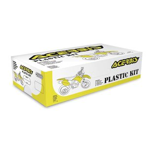 Acerbis Standard Plastic Kit Kawasaki KX125 / KX250 1999-2002