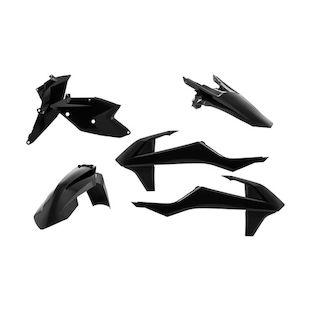 Acerbis Standard Plastic Kit KTM SX / SX-F / XC-F 125cc-450cc 2016-2017