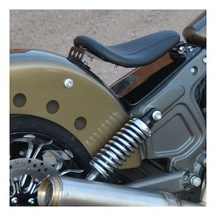 Klock Werks Outrider Solo Seat Pan Kit For Indian Scout 2015-2016