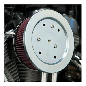 Arlen Ness Naked Stage 2 Big Sucker Air Cleaner For Harley Evolution 1993-1999