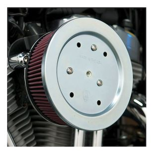 Arlen Ness Naked Stage 2 Big Sucker Air Cleaner For Harley Touring With EFI 1999-2001