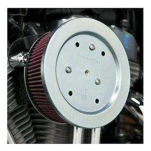 Arlen Ness Naked Stage 2 Big Sucker Air Cleaner For Harley Sportster 1988-2017
