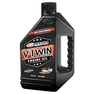 Maxima V-Twin Mineral Engine Oil