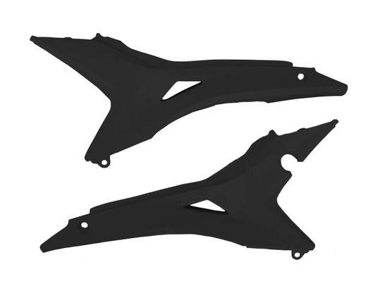 Acerbis Air Box Cover Plastic White Honda CRF250R 2014 CRF450R 2314390002