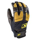Klim Adventure Gloves Black/Tan / XS [Demo - Good]
